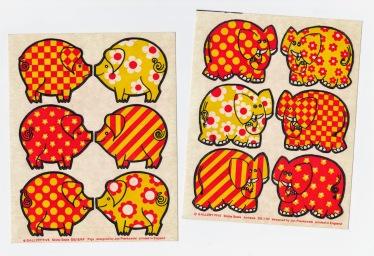 Image result for elephants jan pienkowski